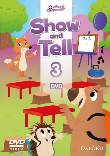 Show and Tell Level 3 DVD-ROM