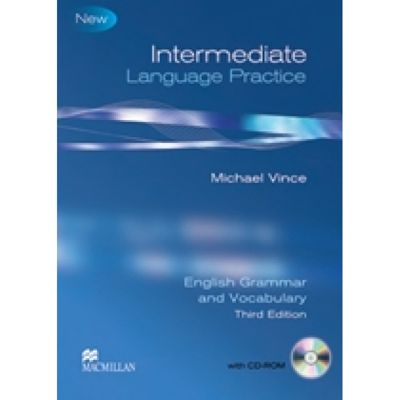 Intermediate Language Practice Student's Book with Key + CD-ROM Pack