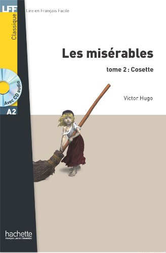 LFF A2 - Les Miserables tome 2: Cosette + CD audio MP3
