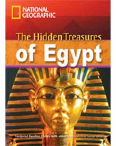 Fotoprint Reading Library C1 The Hidden Treasures of Egypt
