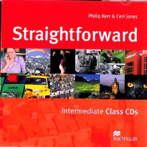 Straightforward Intermediate Class Audio-CD (Лицензия)