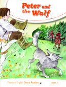 Pearson English Story Readers Level 3: Peter and the Wolf