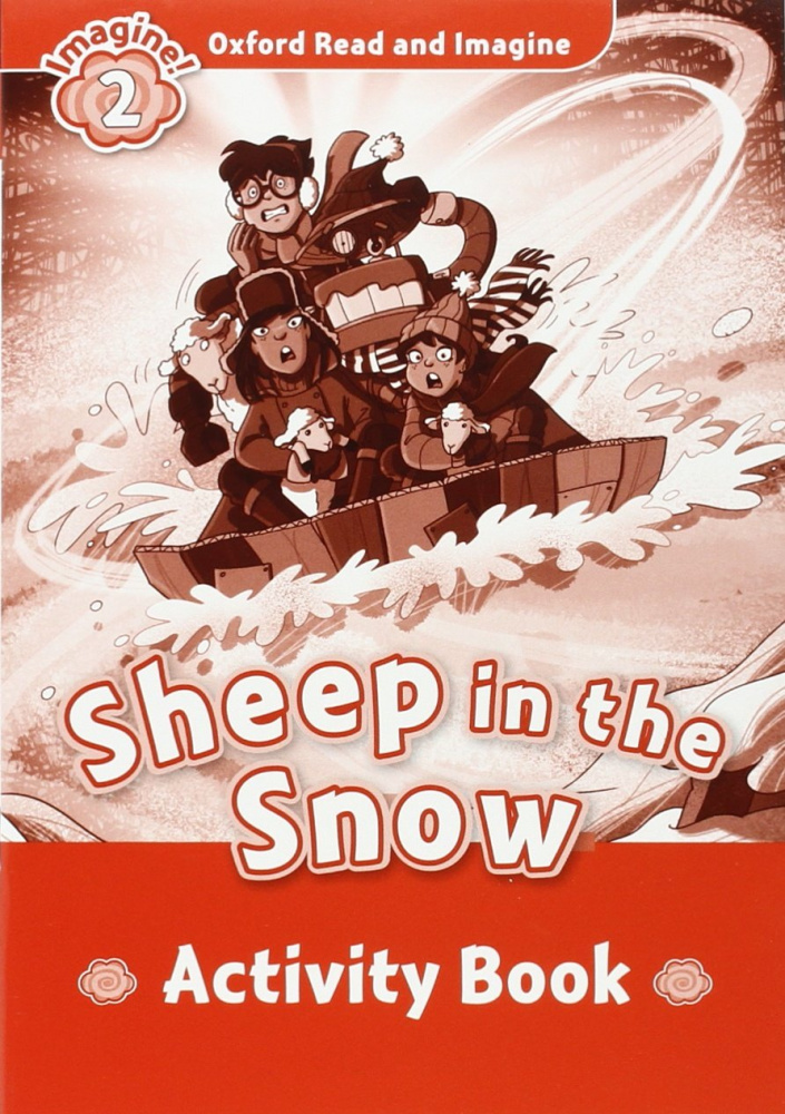 Oxford Read and Imagine Level 2 Sheep in the Snow - Activity Book