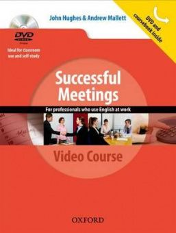 Successful Meetings DVD and Student's Book Pack