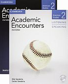 Academic Encounters 2nd Edition Level 2: American Studies - 2-Book Set (Student's Book Reading and Writing and Student's Book Listening and Speaking with DVD)