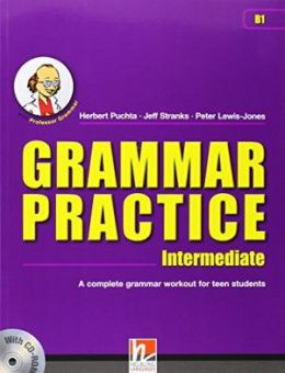 Grammar Practice Intermediate with CD-ROM (Helbling Languages)
