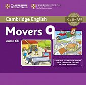 Cambridge Young Learners English Tests Movers 9 Audio CD (Лицензия)