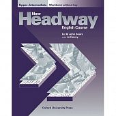 New Headway Upper-Intermediate Workbook (without Key)