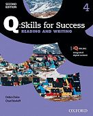 Q: Skills for Success Second Edition Reading and Writing 4 Student Book with IQ Online