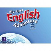 My First English Adventure Starter Flashcards