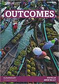 Outcomes Second edition Elementary Students Book with Access Code and DVD