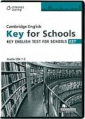 Cambridge KEY for Schools Class Audio CD's