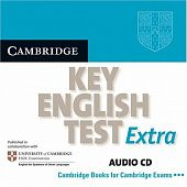 Cambridge Key English Test Extra Audio CD