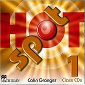 Hot Spot 1 Class Audio CD (2) (Лицензия)