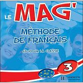 Le Mag' 3 - CD audio classe (Лицензия)
