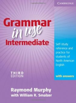Grammar in Use Intermediate Third Edition Student's Book with answers