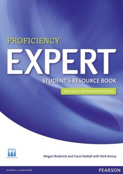 Expert Proficiency Student's Resource Book (with Key)