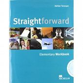 Straightforward Elementary Workbook Without Key Pack