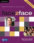 face2face (Second Edition) Upper-intermediate Workbook with Key