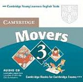 Cambridge Young Learners English Tests (Second Edition) Movers 3 Audio CD (Лицензия)