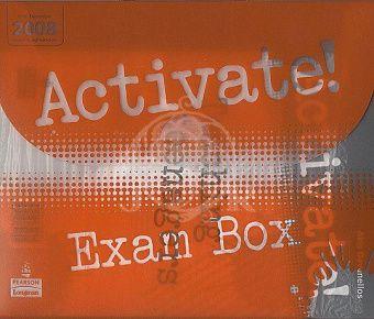 Activate! Teacher's Exam Box (for all levels)