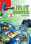 Hot Shots 3 Students Book+e-book+Reader+Writing booklet