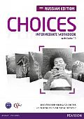 Choices Russia Intermediate Workbook with Audio CD