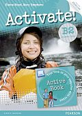 Activate! B2 Student's Book with Access Code and Active Book Pack