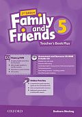 Family and Friends Second Edition 5 Teachers Book Pack