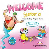 Welcome Starter a  Class Audio CD