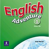English Adventure 1 Class CD