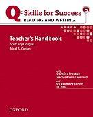 Q: Skills for Success Reading and Writing 5 Teacher's Book with Testing Program CD-ROM