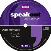 Speakout Upper-Intermediate Class Audio CD (2) (Лицензия)