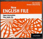 New English File Upper-Intermediate Class Audio CDs (3)