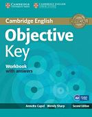 Objective Key (Second Edition) Workbook with Answers