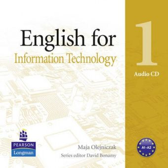 Vocational English Level 1 (Elementary) English for IT Audio CD