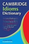 Cambridge Idioms Dictionary 2nd Edition Paperback