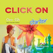 Click On Starter Class Audio CDs