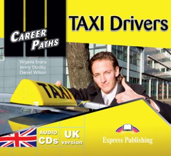 Career Paths: TAXI Drivers Audio CDs (set of 2)