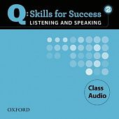 Q: Skills for Success Listening and Speaking 2 Class Audio CDs (3)