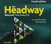 New Headway Advanced Fourth Edition Class Audio CDs