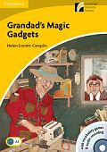 Grandad's Magic Gadgets with CD-ROM/Audio CD