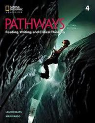 Pathways Second Edition Reading, Writing 4 Student's Book SB Book + Online WB
