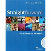 Straightforward Pre-Intermediate Workbook Without Key Pack