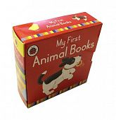 Ladybird My First Words: Animals - 4 board books slipcase