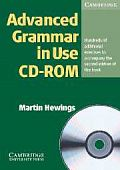 Advanced Grammar in Use 2nd Edition CD-ROM
