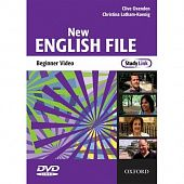 New English File Beginner DVD Video