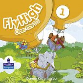 Fly High 1 Class Audio CDs (2) (Лицензия)