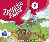 Fly High 2 Class Audio CDs (3) (Лицензия)