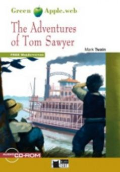 Green Apple Starter:  The Adventures of Tom Sawyer with Audio / CD-ROM